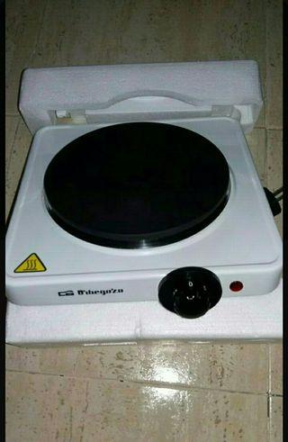 Placa cocina eléctrica Orbegozo inducción