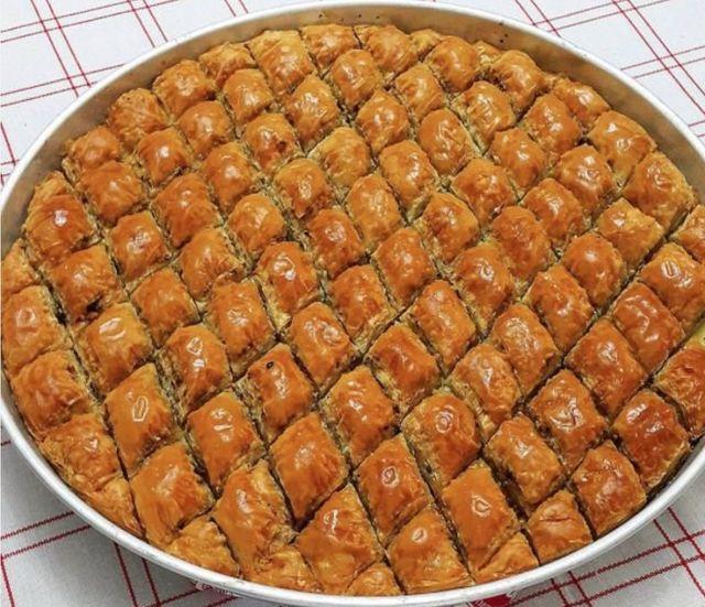 Turkish style bakery