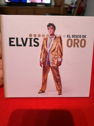 CD Elvis Presley - Greatest Hits: El Disco de Oro