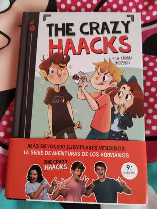 LIBRO DE CRAZY HAACKS
