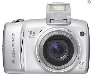 Cámara Canon PowerShot SX110 IS