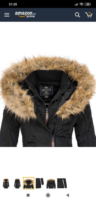 Geographical Norway parka Belissima c