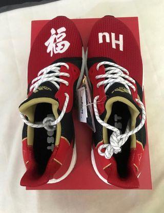 Original! Adidas Solar Glide Hu M CNY