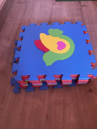 Puzzle de alfombra