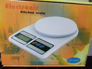 Peso digital de cocina a estrenar