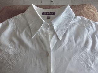Camisa mujer blanca Mirto