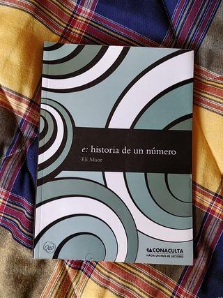 Libro e: historia de un número
