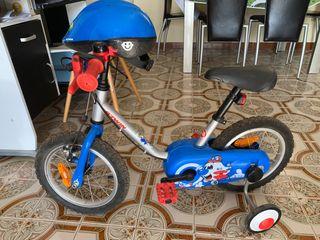 Bicicleta niños 3-5 años NEGOCIABLE