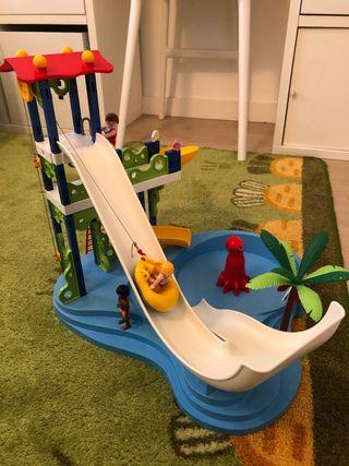 Parque acuático Playmobil