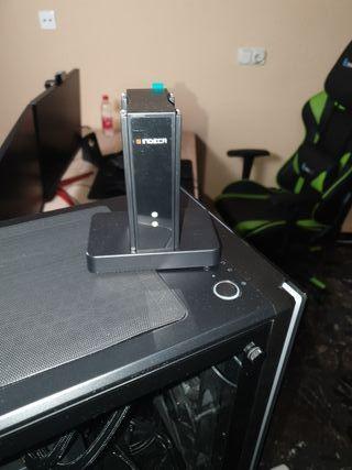 cargador para mandos nintendo switch