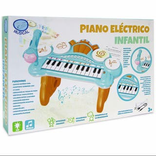 Piano infantil electrónico nuevo