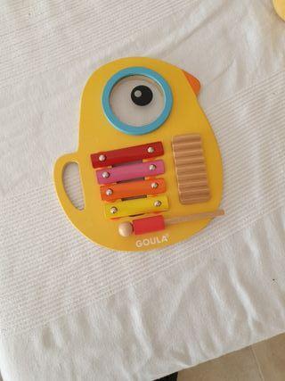 Instrumento infantil