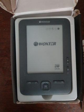 Ebook nuevo, sin utilizar