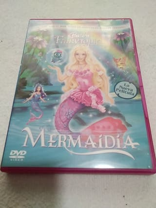 Dvd película Barbie en Mermaidia
