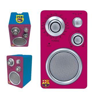 Ref. 56092 | Radio Fm Sobremesa Fcb-709971 Mod.30