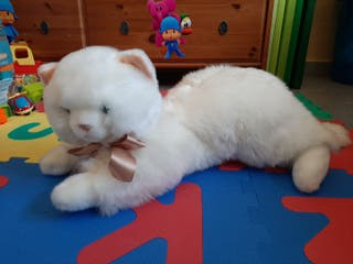 Gato peluche 50cm