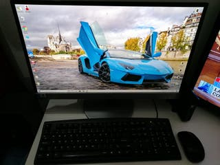 ordenador de mesa completo