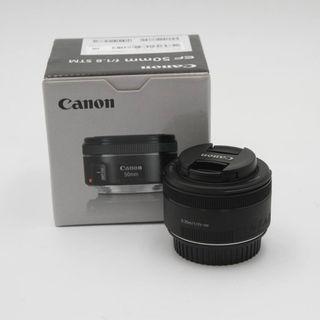 OBJETIVO CANON EF 50MM F/1.8 STM DE 2DA E337399