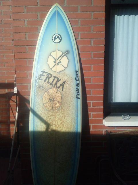 tabla surf full y cas poco uso