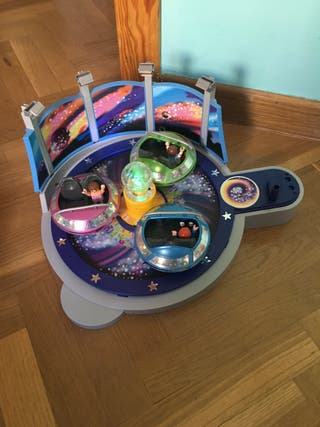 Naves giratorias de playmobil