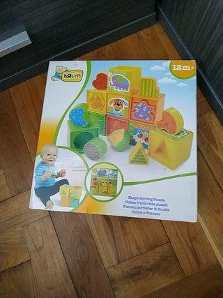 Cubos puzzle actividades