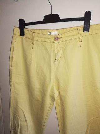 Pantalón / Vaquero de pinzas. Opción a 3x2