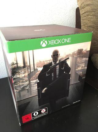 Hitman Coleccionista Xbox One
