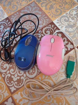 Ratón ordenador
