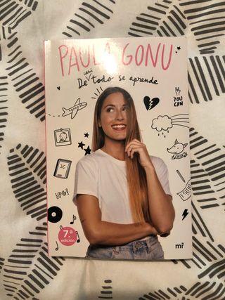 Libro Paula Gonu