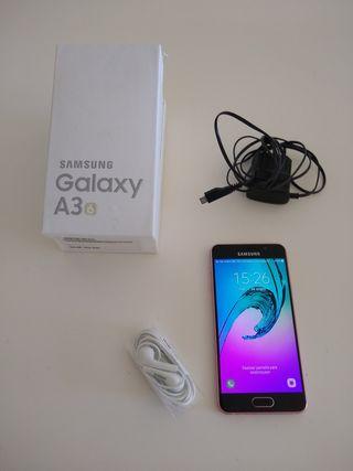 Samsung A3 rosa