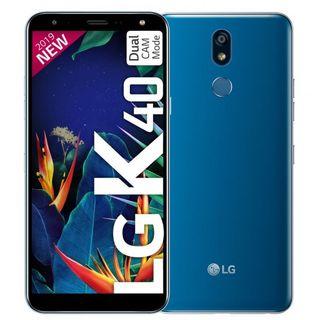 LG K40 totalmente nuevo a estrenar,libre