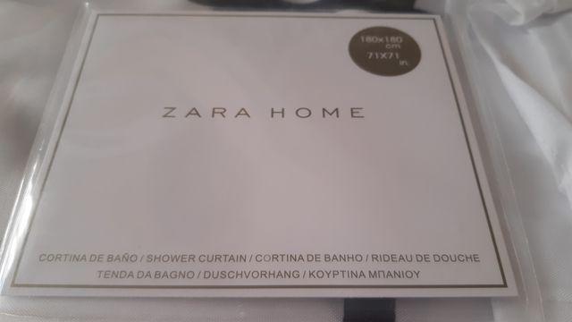 Cortina de ducha Zara home
