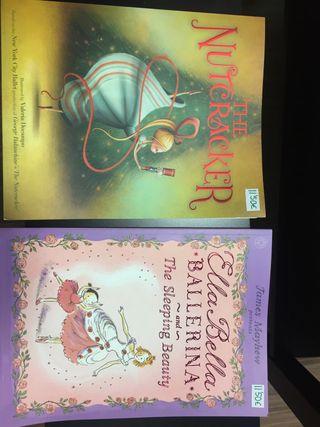 Libros de ballet infantil