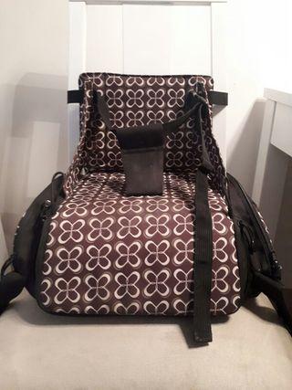 Mochila alzador silla
