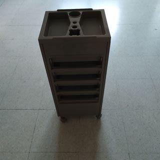 carro de peluqueria sin rued,estanteria almacenaje