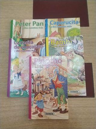 Pack libros lectura infantil