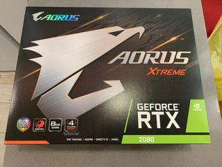 AORUS RTX2080 8Gb Xtreme