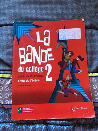 La Bande du Collège 2º ESO SANTILLANA