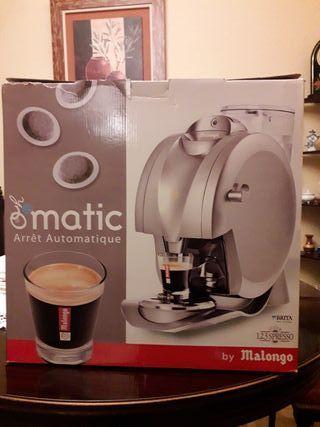 Cafetera Malongo.