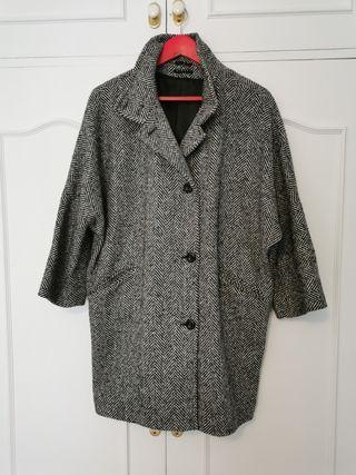 Abrigo marca Sisley