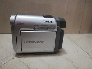 Cámara de vídeo Sony