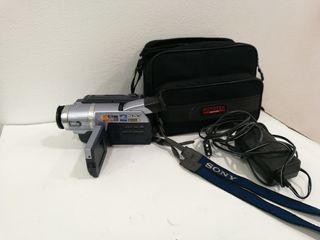 camara de video sony digital handycam