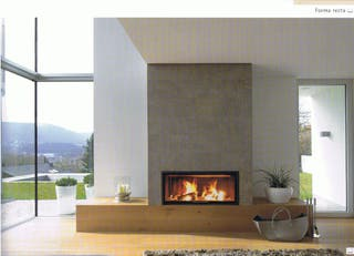 Venta, instalación de chimeneas, estufas, calderas