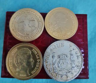 Reproducción Monedas Españolas antiguas