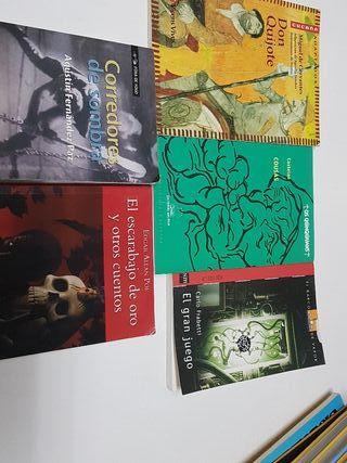 vendo libros de hace años