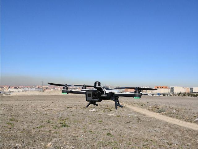 Karma Dron GoPro