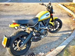 Moto Ducati Scrambler Icon 803cc
