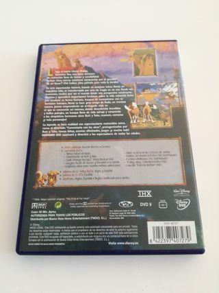 Película en DVD Hermano Oso