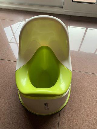 vater orinal wc portátil bebe infantil