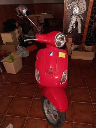 Vespa LX 49cc